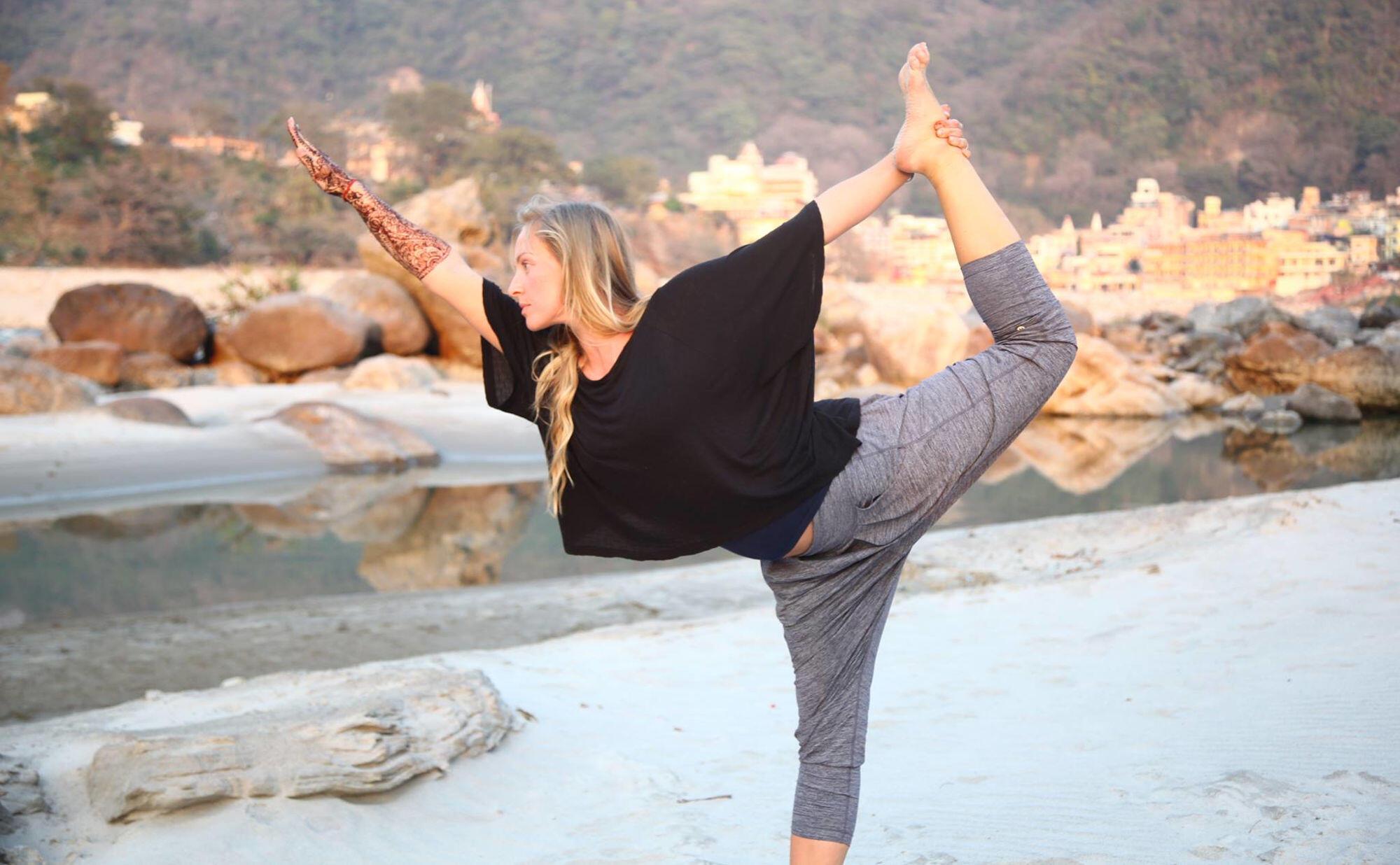Yasmin Yoga Teacher