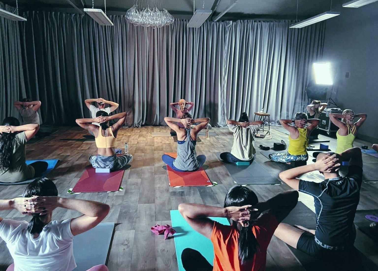 at1 Studio Yoga Classes